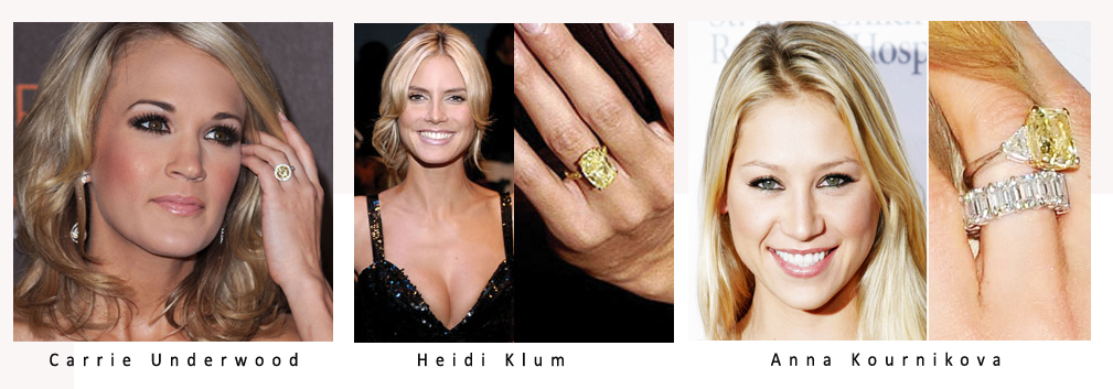Celebrity Yellow Diamond engagement rings.jpg