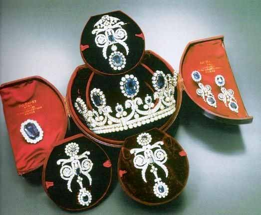 Queen Marie-Amélie's Sapphire, Pearl, and Diamond Parure.jpg