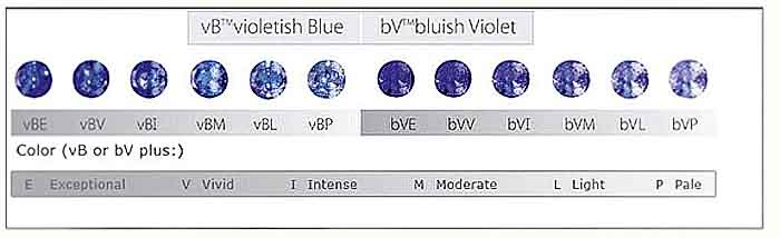 Tanzanite Foundation Grading System.jpg