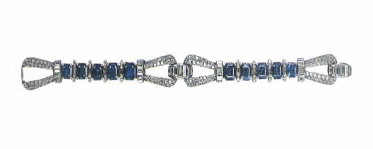 The Sapphire and Diamond 18th Birthday Bracelet.jpg
